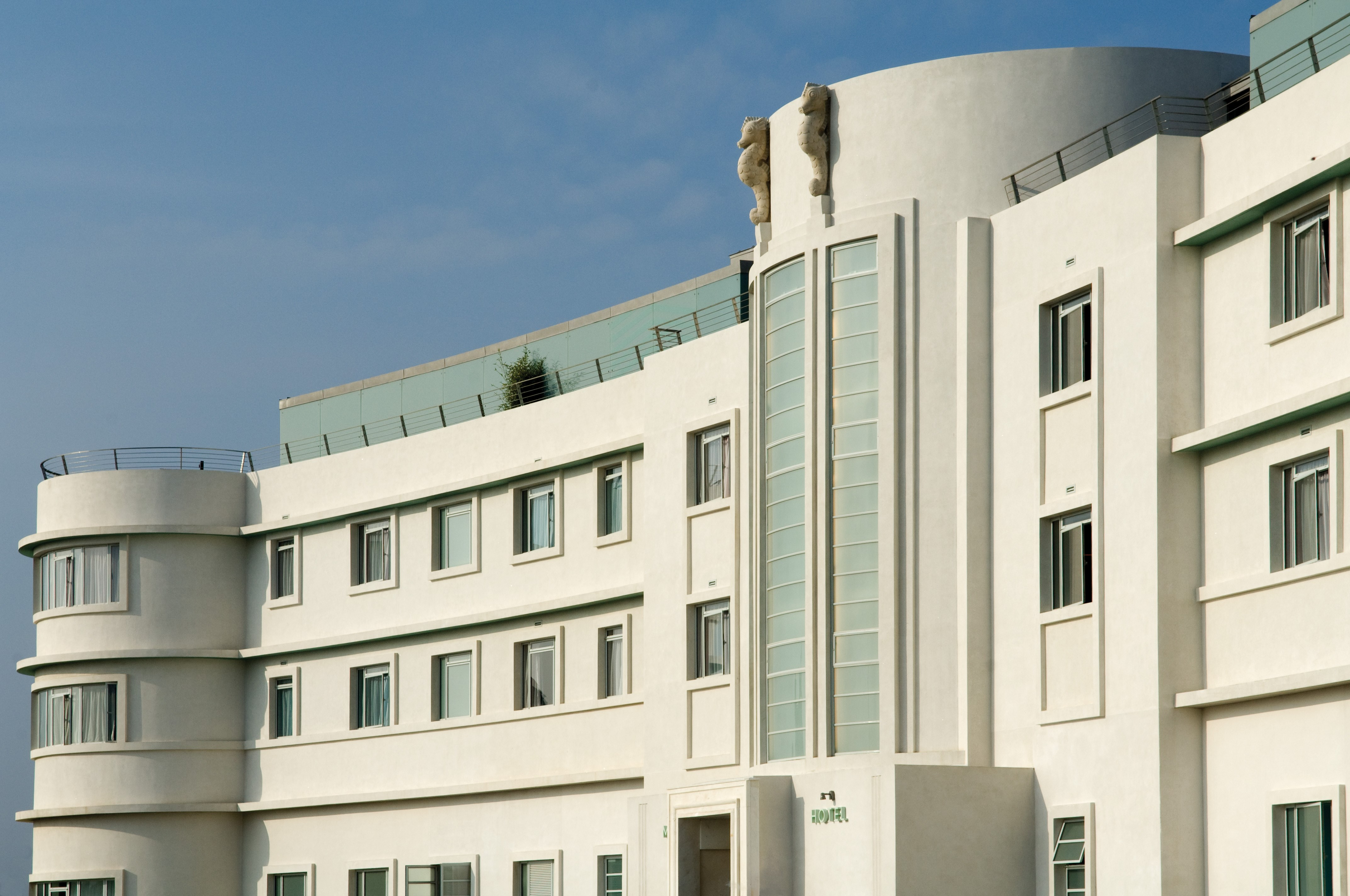 The 4* Midland in Morecambe