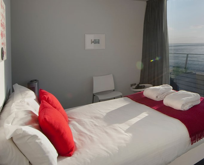 Feature Sea View Room