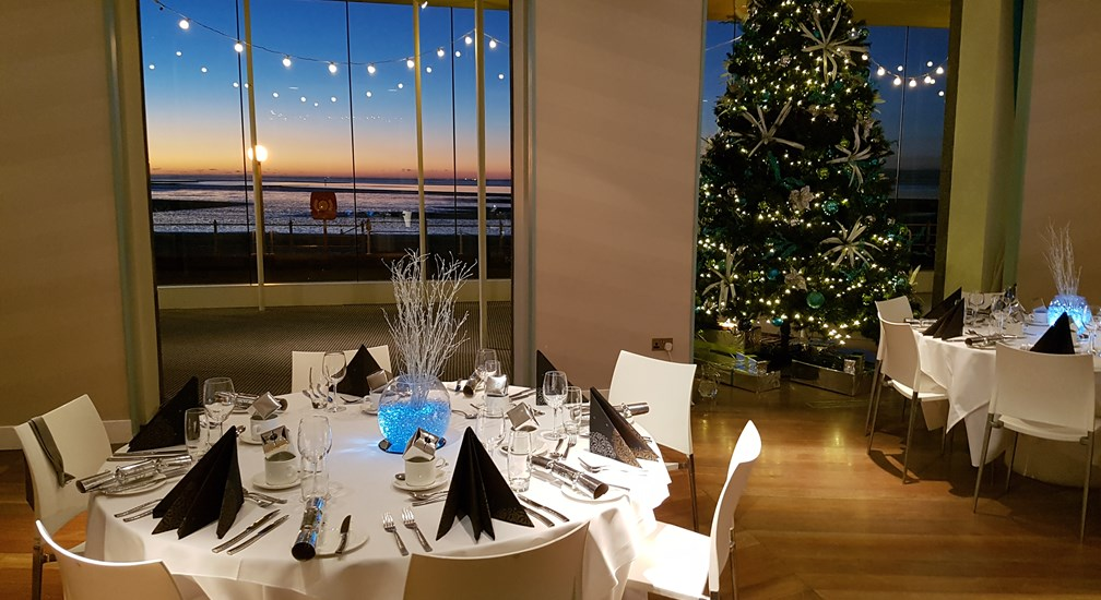 Christmas at the Midland Hotel, Morcambe