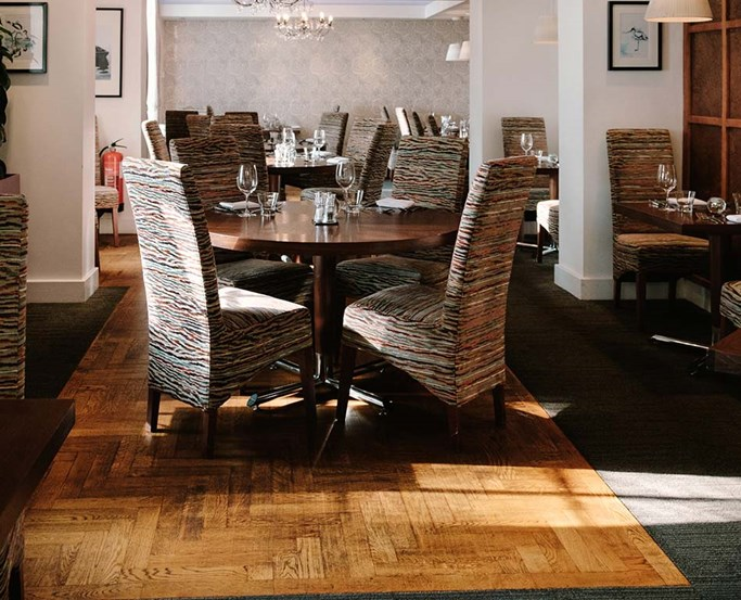 The Bar & Grill Restaurant at the Waterhead Hotel, Ambleside