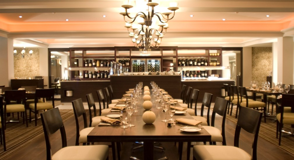 the foodworks restaurant at the lancaster house hotel - Restaurant