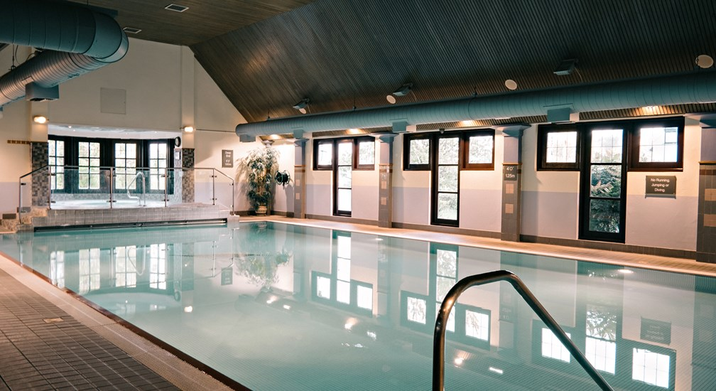 Swimming Pool at Lancaster House Hotel