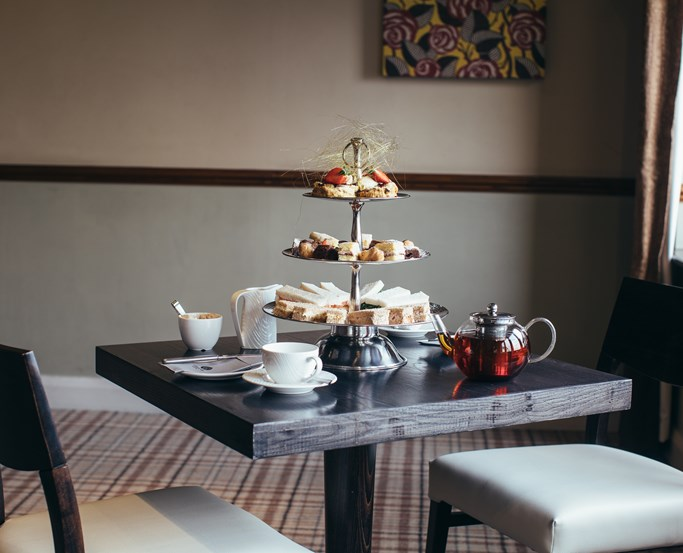 Afternoon Tea at Lancaster House Hotel