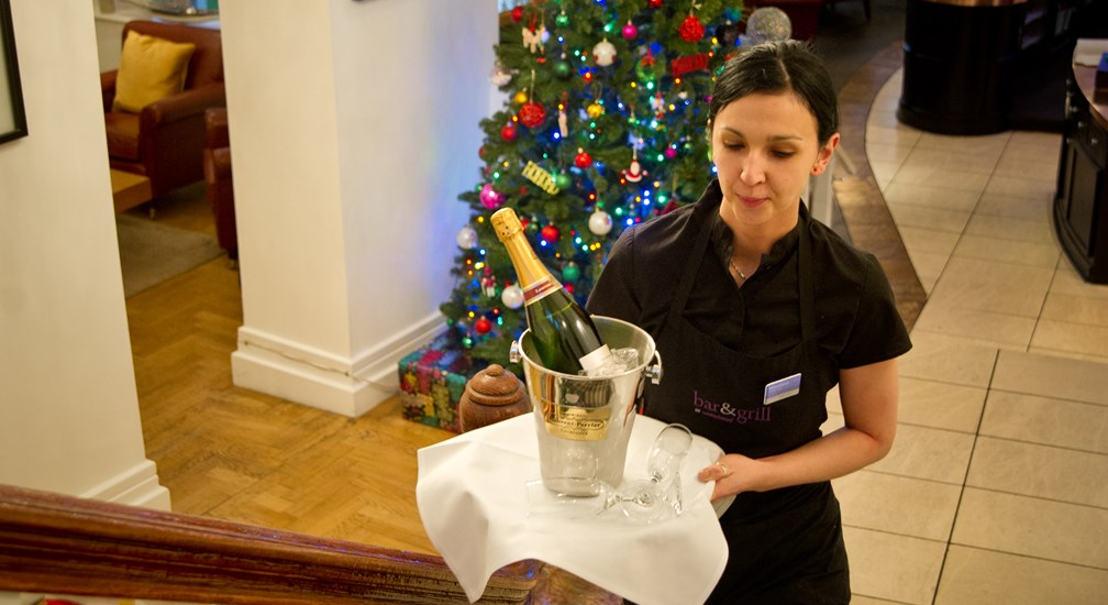 Christmas at the Waterhead Hotel