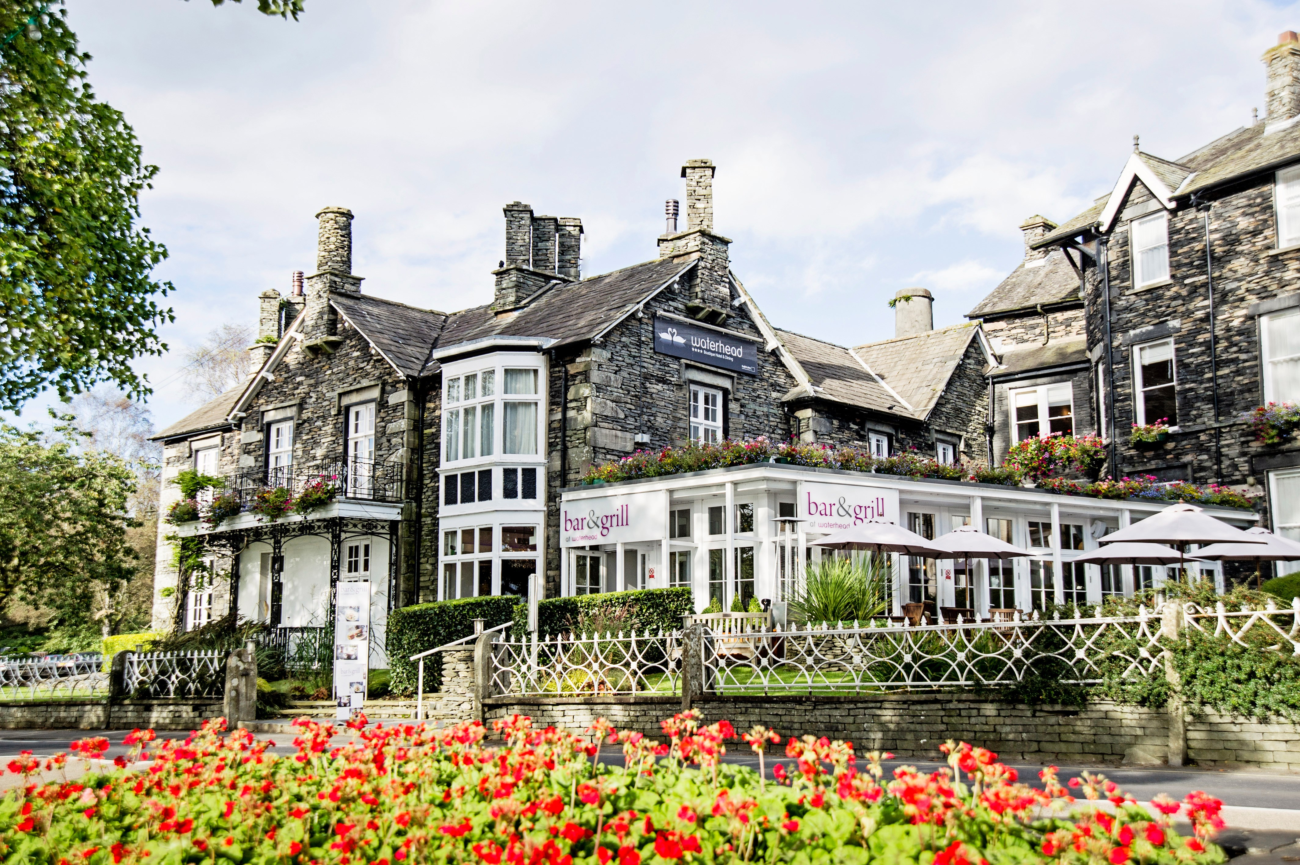 The Waterhead Hotel, near Ambleside