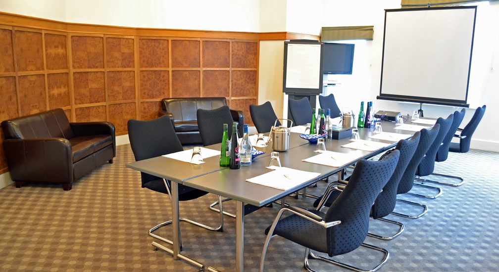 Conference room at the Waterhead hotel