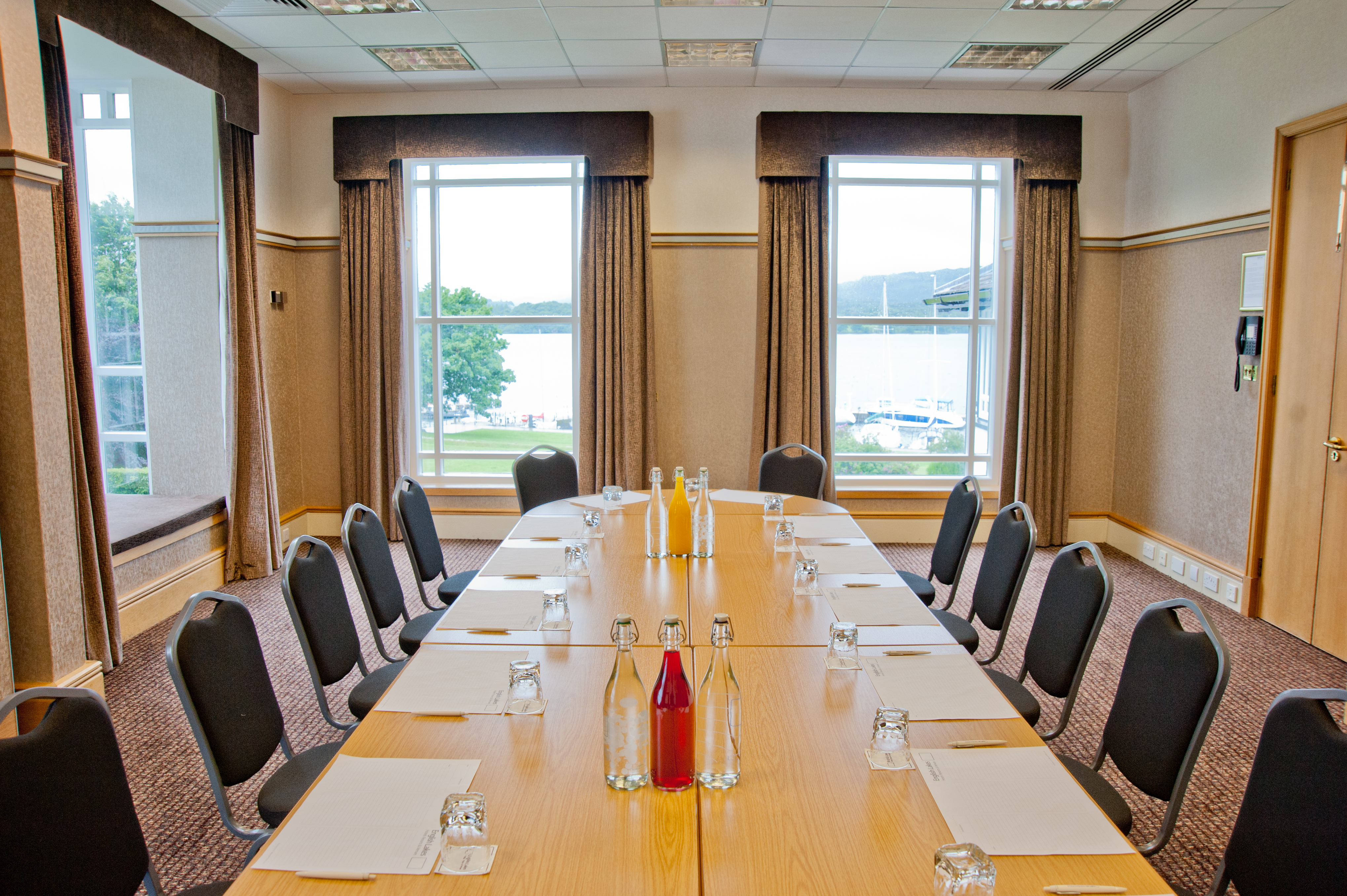 Conference Room at Low Wood Bay