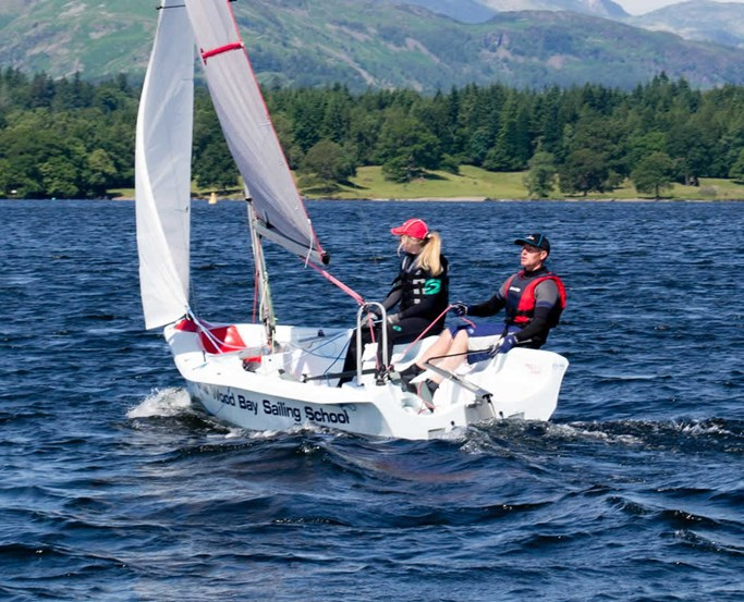 Sailing Course at Low Wood Bay Watersports