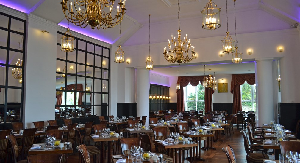 The Windermere Restaurant at Low Wood Bay Resort & Spa
