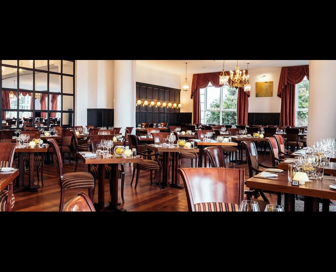 Windermere Restaurant at the Low Wood Bay Resort & Spa