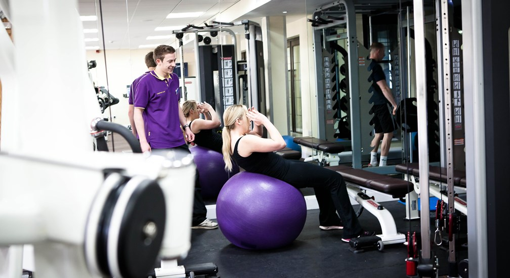 Personal Training at Sandpiper Health Club, Lancaster House