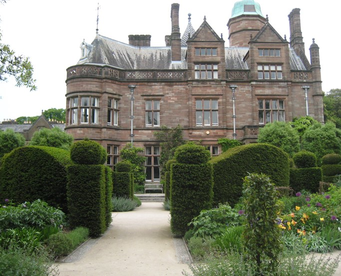 Holker Hall in Lancashire