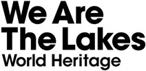 We are the lakes world heritage logo