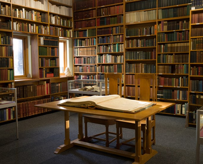 Armitt Museum Library in Ambleside Lake District