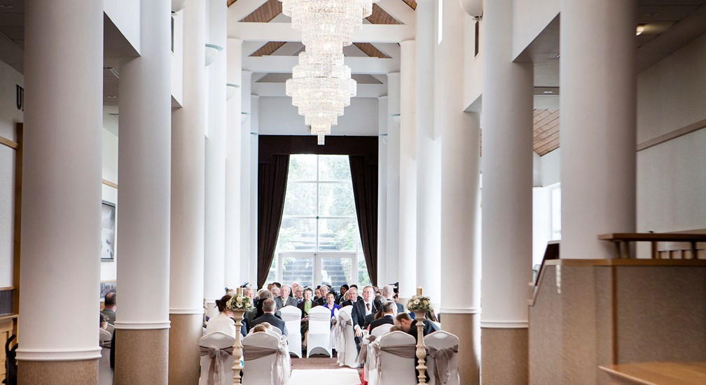 Civil Ceremony in the Gallery