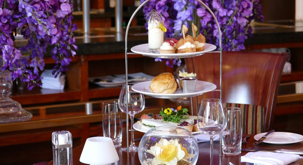 Afternoon Tea at Low Wood Bay
