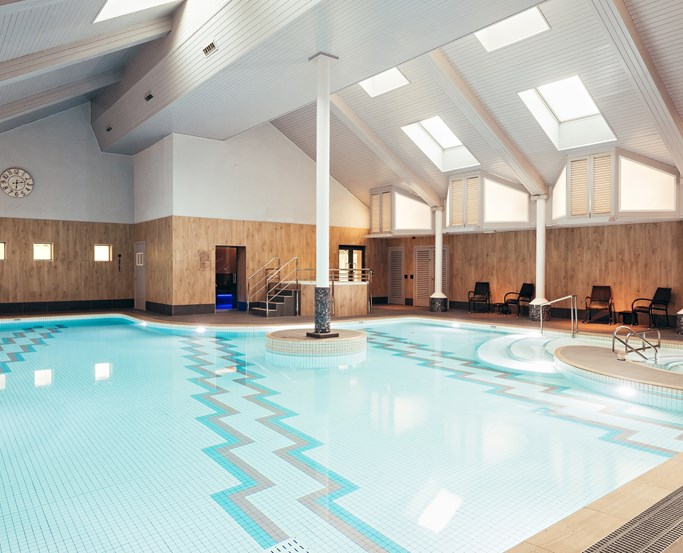 The Health Club Pool at Low Wood Bay