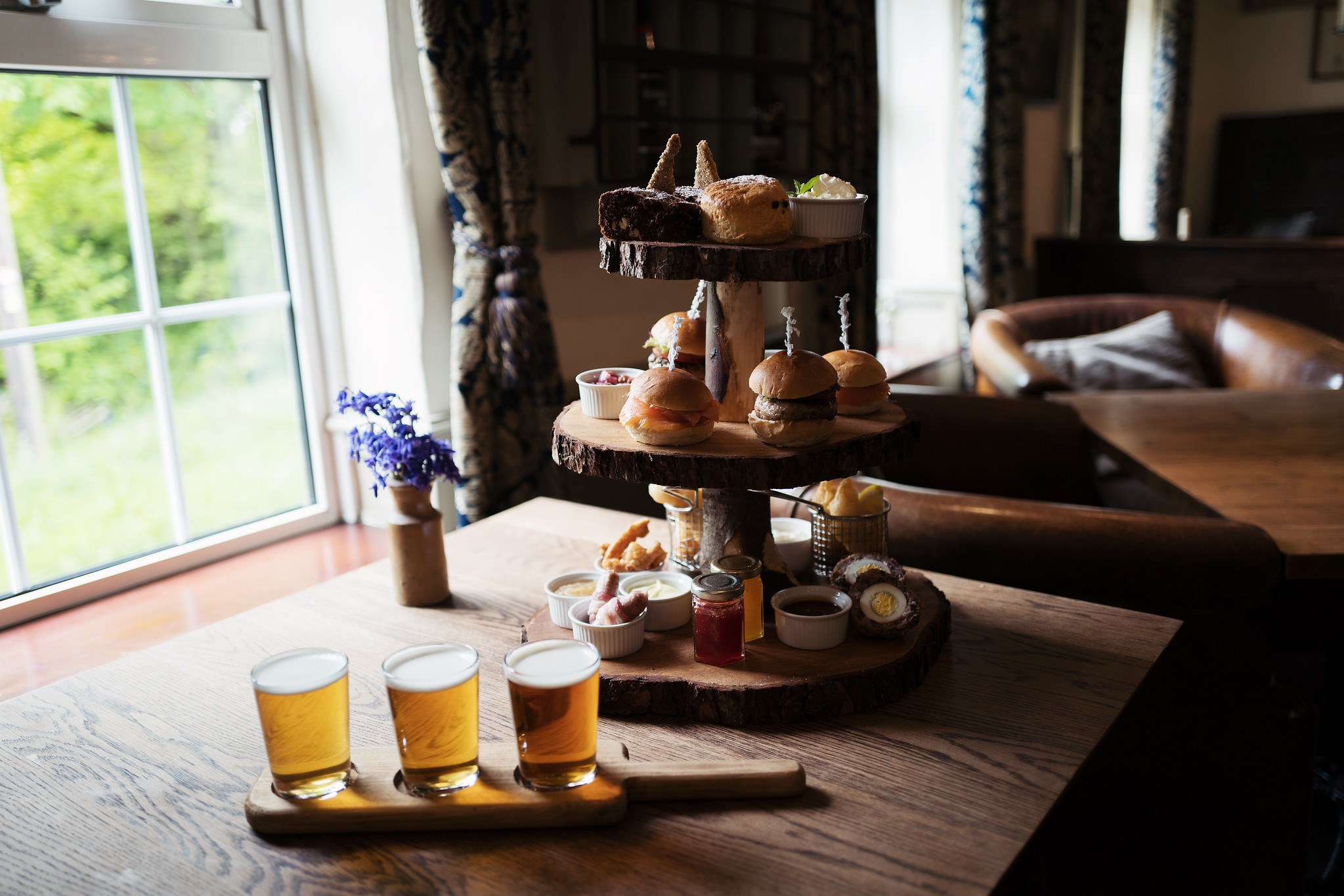 Afternoon Tea at The Wild Boar