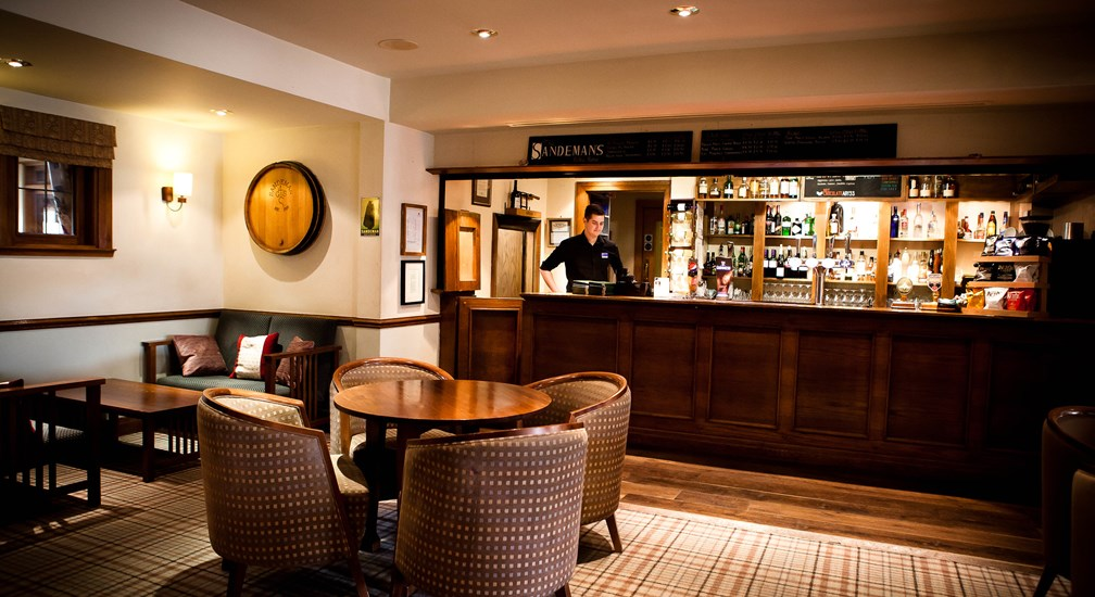 The Sandemans Bar - Lancaster House