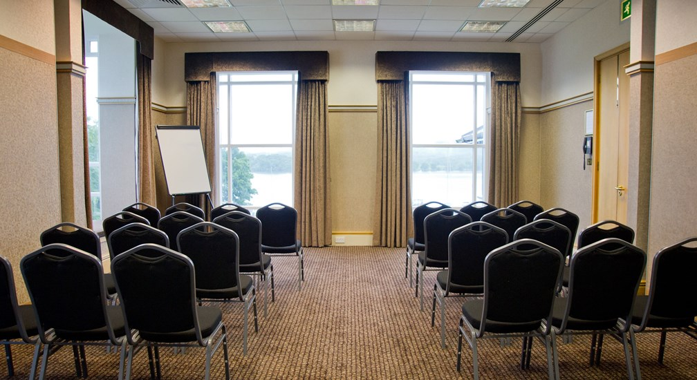 The combined Grasmere & Buttermere Conference Rooms at Low Wood Bay Resort & Spa