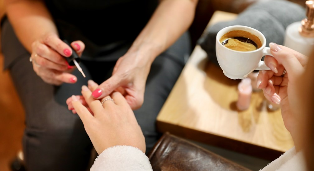 Expert Nail Treatments at The Snug
