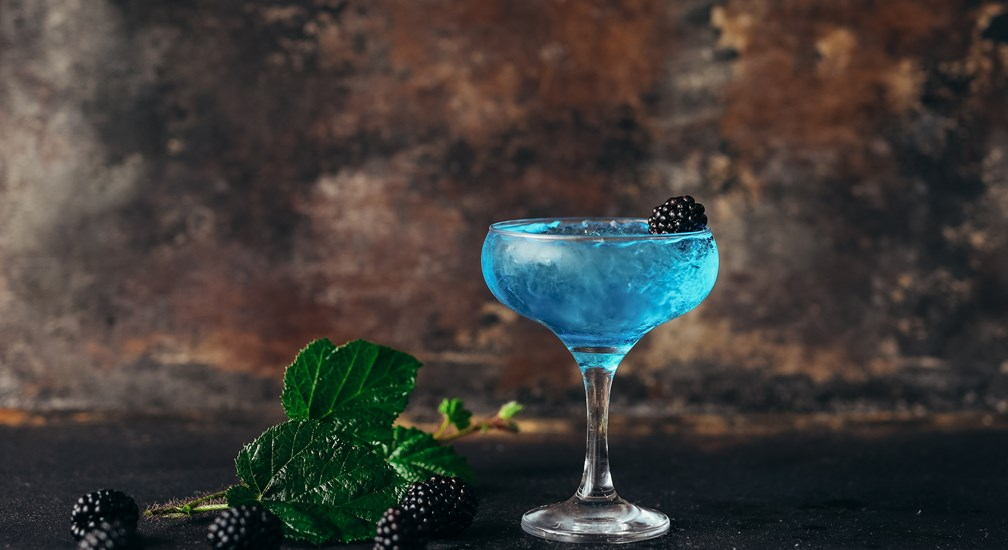 Blue Bay Cocktail