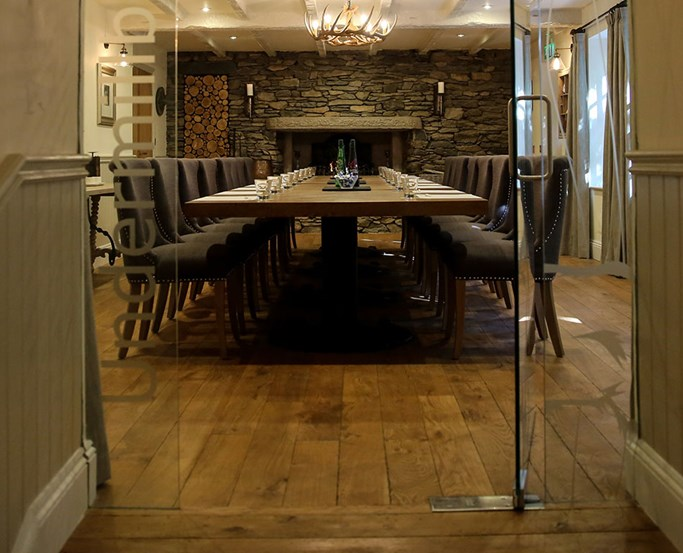 The Undermillbeck Function Room at The Wild Boar