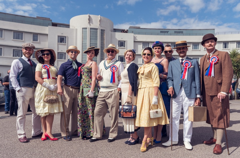 Vintage by the Sea at The Midland