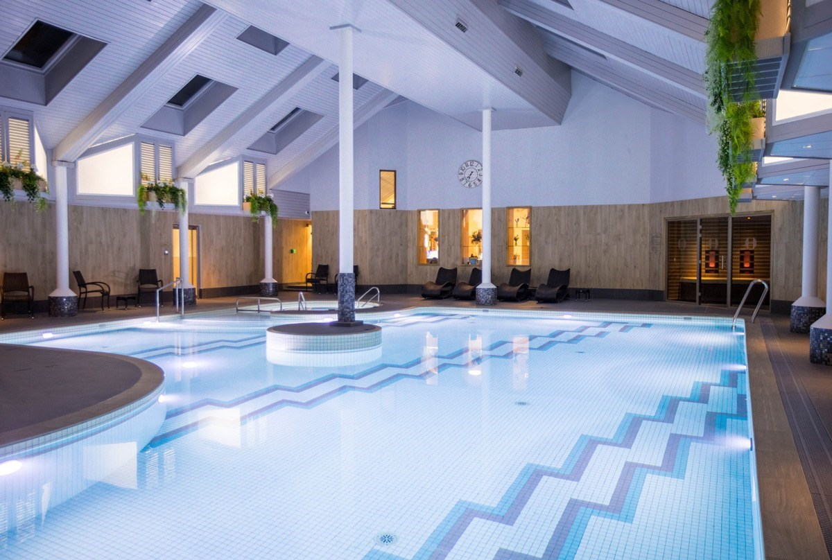 The Health Club at Low Wood Bay, Windermere, Lake District Hotel