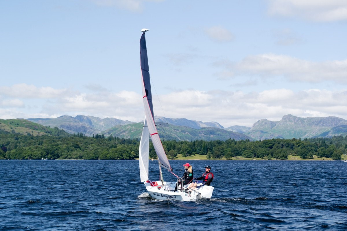 Watersports at Low Wood Bay Resort & Spa, Windermere, Lake District Hotel