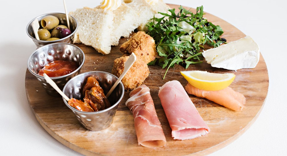 Waterhead Platter, Waterhead Bar & Grill