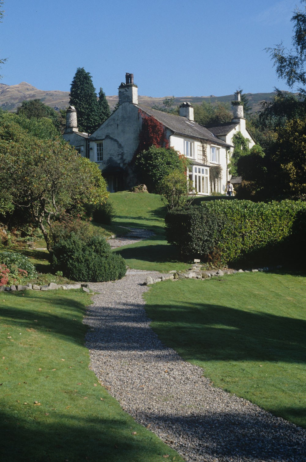Rydal Mount Gardens Lake District Attractions
