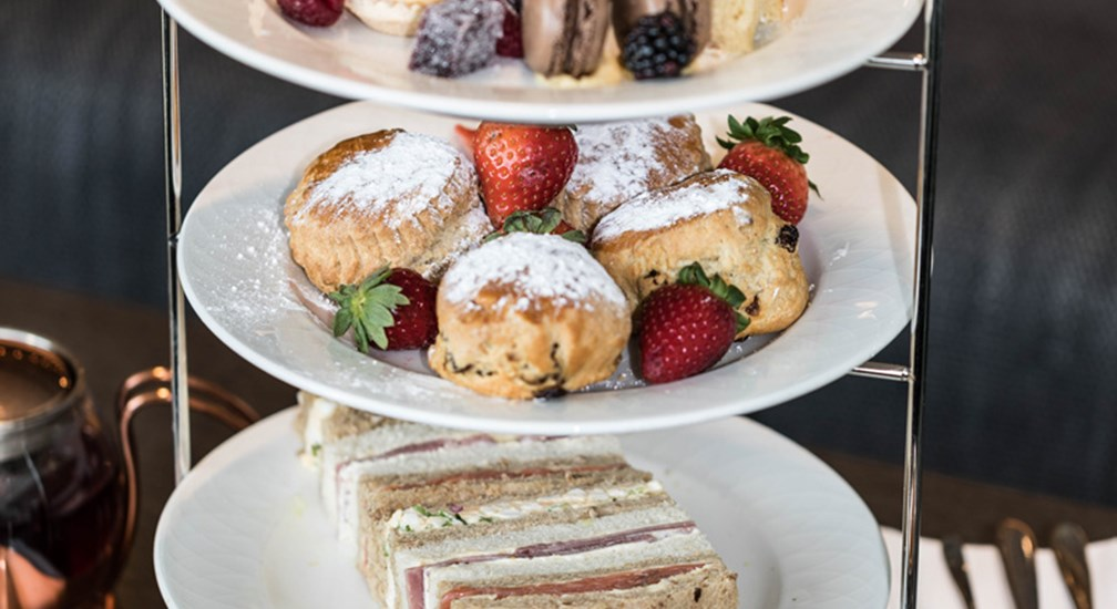 Afternoon Tea at Low Wood Bay Resort & Spa