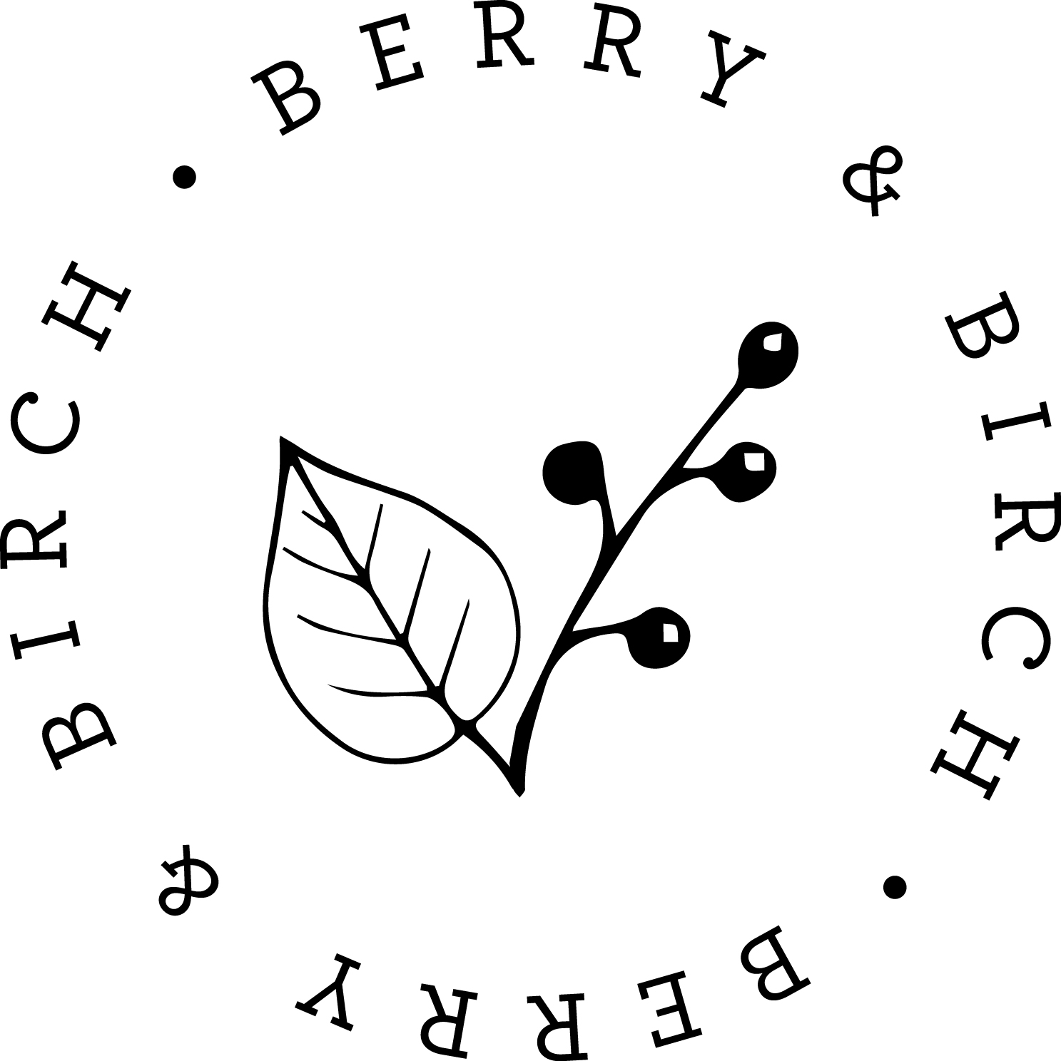 Berry  & Birch Logo