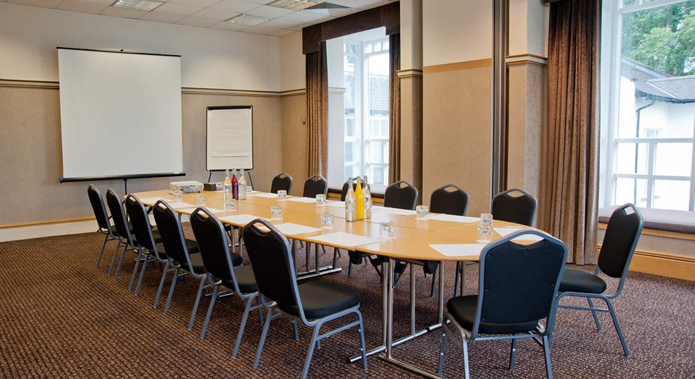The Grasmere & Buttemere Conference Rooms  at Low Wood Bay