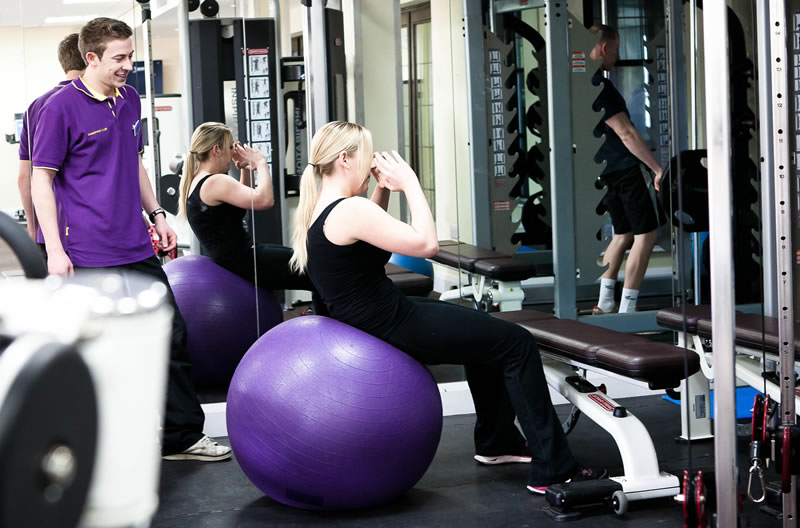 Personal Training at The Sandpiper Club Fitness Suite