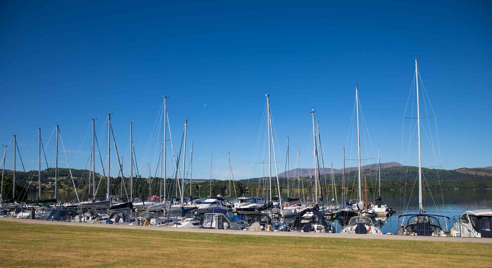 Low Wood Bay Marina
