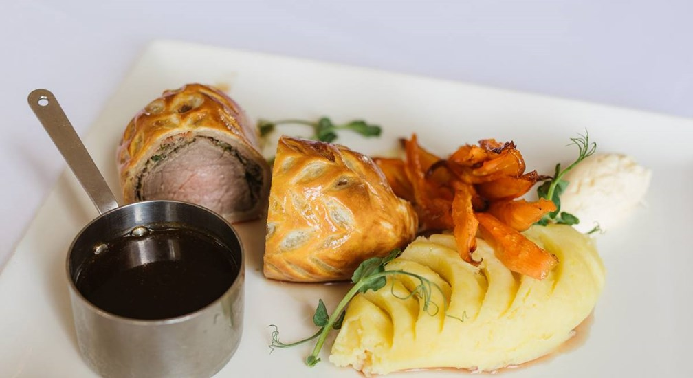 Beef Wellington, The Windermere, Low Wood Bay Resort & Spa