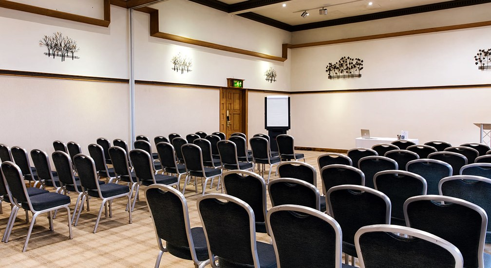 The Dalton Suite Conference Room in theatre style