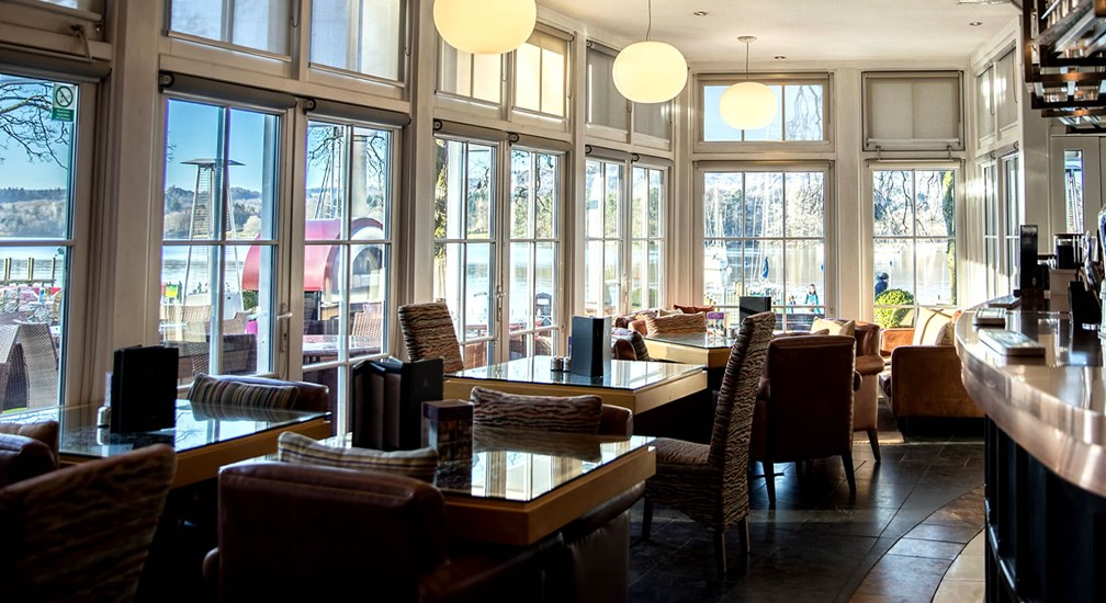 The Bar & Grill at the Waterhead hotel, Ambleside
