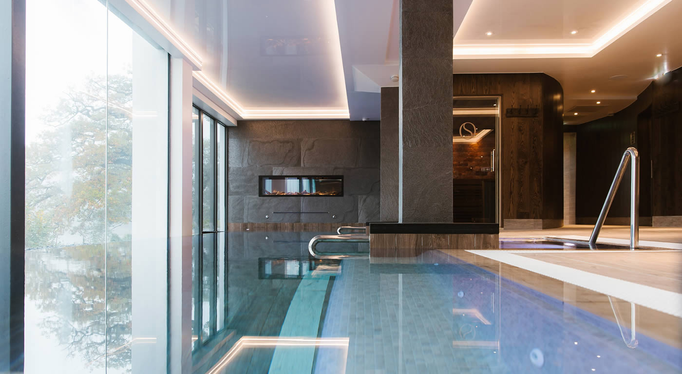 Indoor Thermal Pool | The Spa at Low Wood Bay | Health Club at Low Wood Bay