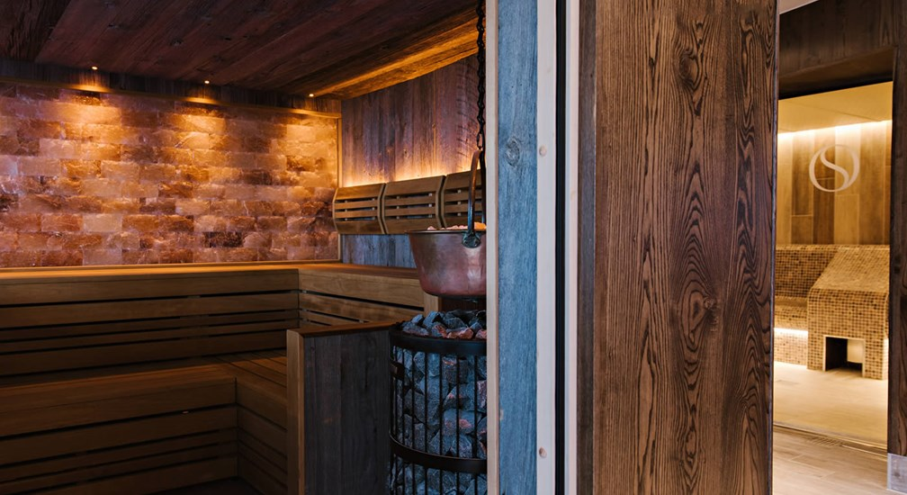 The Dry Salt Room at The Spa at Low Wood Bay Resort & Spa