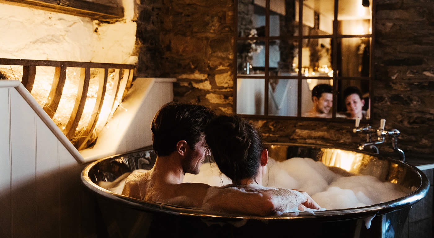 Romance in the Lakes Spa Break at Low Wood Bay