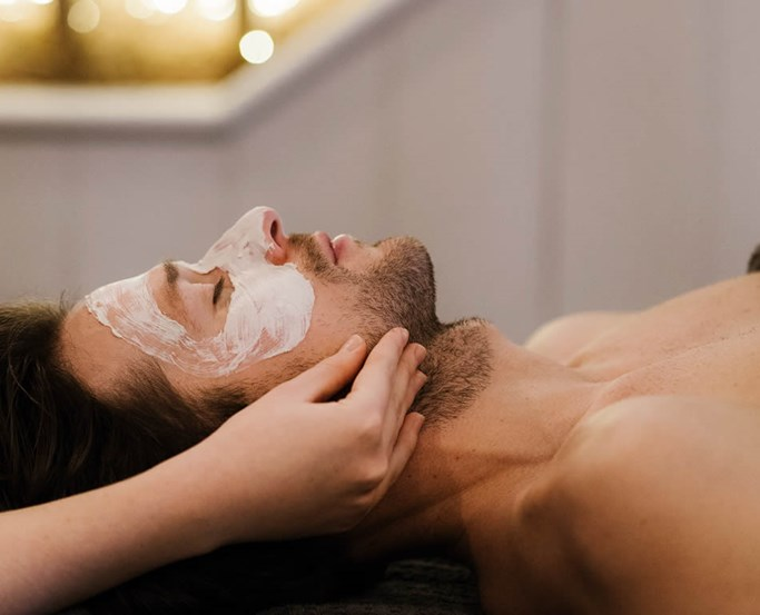 Mens Facial Treatments at The Spa