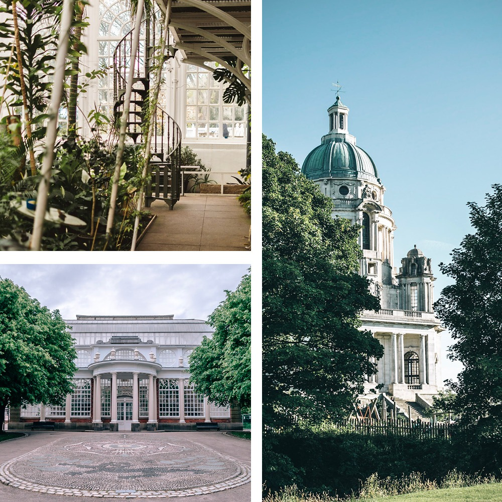Williamson Park | Discover Lancashire from Lancaster House