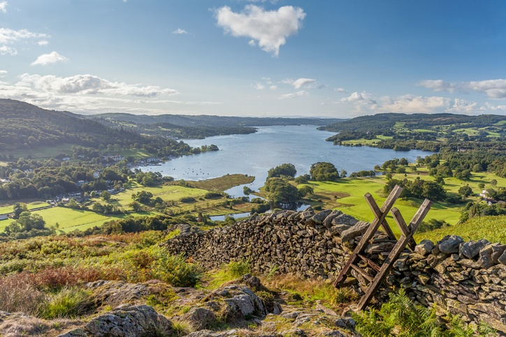 English Lakes Monetary Gift Vouchers