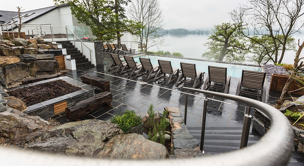 Outside Spa | Low Wood Bay Resort & Spa | English Lakes Hotels