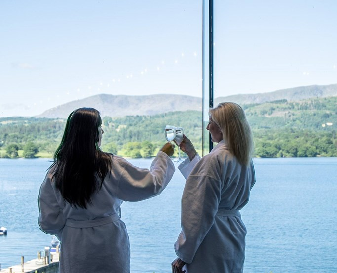 Atrium | The Spa at Low Wood Bay