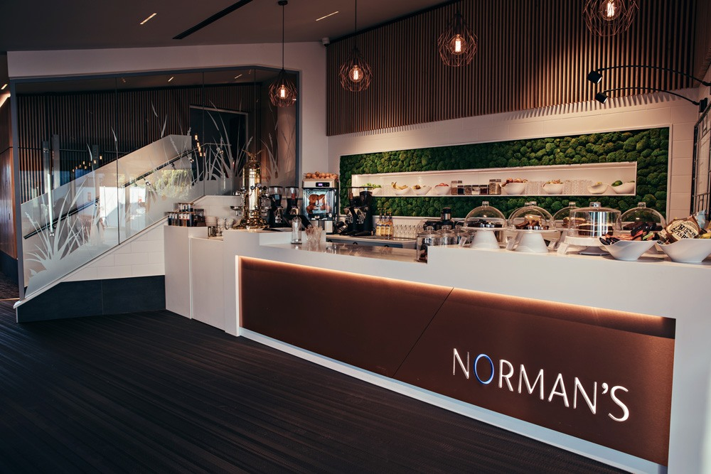 Norman's Juice Bar | The Spa at Low Wood Bay
