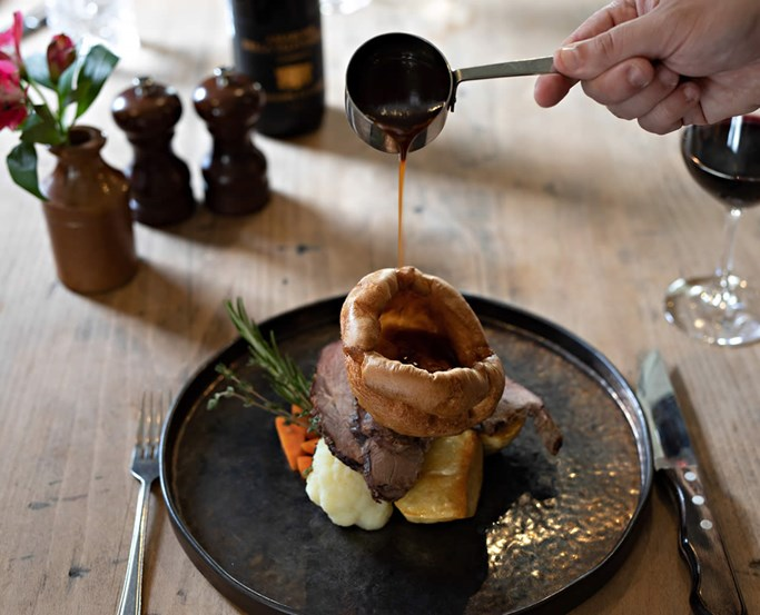 Sunday Roast at The Wild Boar
